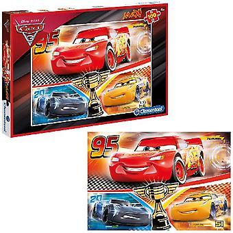 Cars 3 Maxi Puzzel 100st.