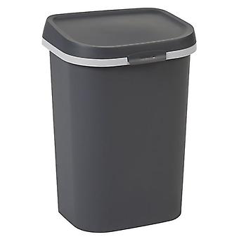 Allibert waste bin Mistral flat 25 l anth