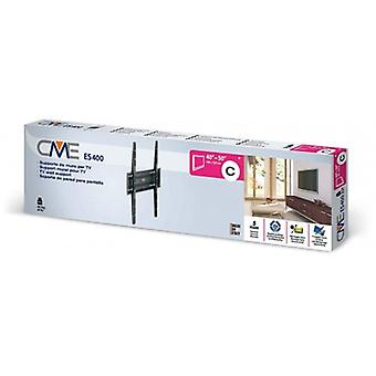 TV support fixed CME ES400, Ideal for Flat Screen Tvs from 40' to max 50', VESA Black