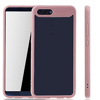 Ultra dunne case voor Huawei honor weergave 10 mobiele case beschermhoes steeg