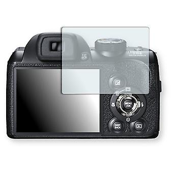 Fujifilm FinePix S4500 display protector - Golebo crystal clear protection film