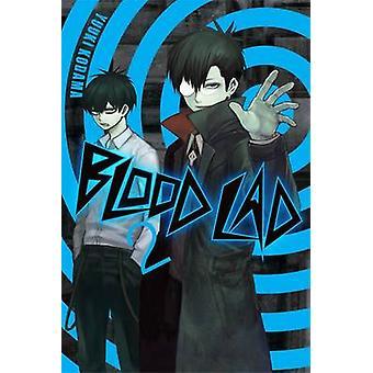 Blood Lad - v. 2 by Yuuki Kodama - 9780316228985 Book