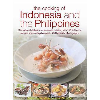 インドネシア、フィリピン - センセーショナルな料理の調理