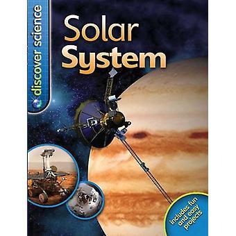 Découvrez les sciences - système solaire par Mike Goldsmith - livre 9780753419991