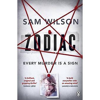 Zodiac by Sam Wilson - 9781405921640 Book