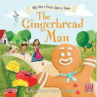 My Very First Story Time - The Gingerbread Man - Fairy Tale with pictur