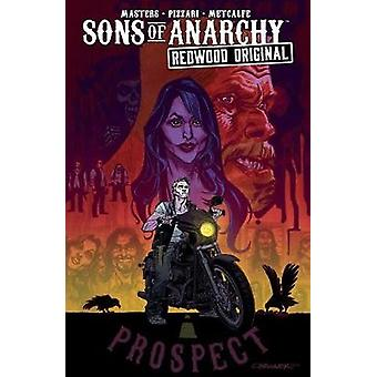 Sons of Anarchy - Redwood Original Vol. 1 - perspective Blues par Kurt Sutt