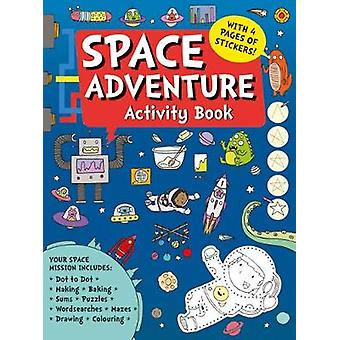 Space Adventure Activity Book by Jen Smith - 9781908985958 Book