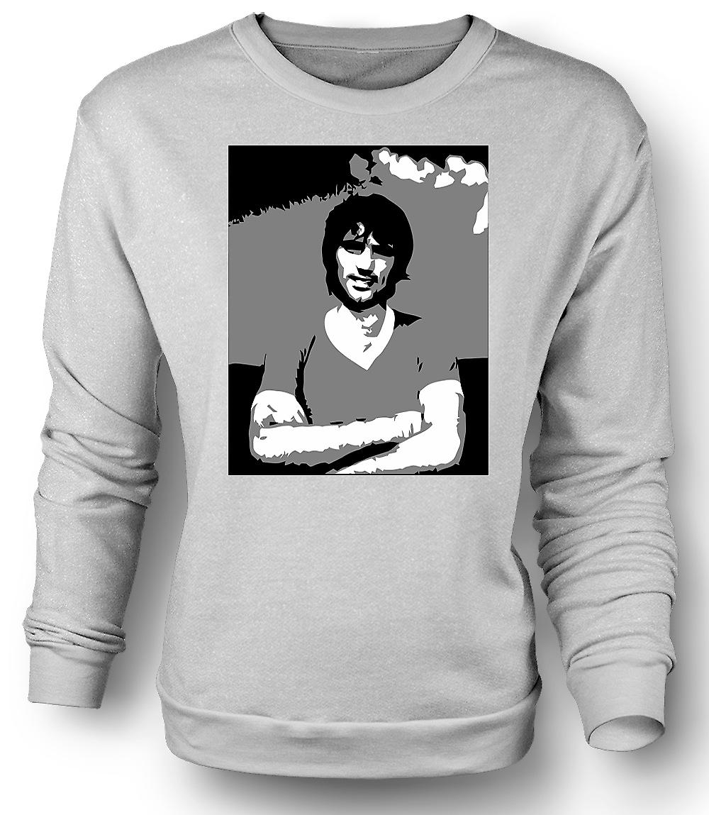 Mens Sweatshirt George Best - BW