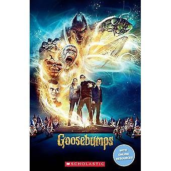 Goosebumps por Jane Rollason - livro 9781407169606