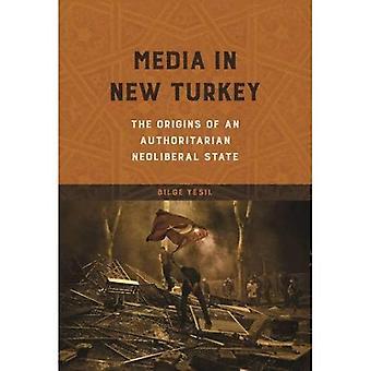Media in Turchia nuovo (la geopolitica delle informazioni)