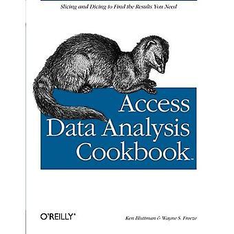 Zugang Daten Analyse Kochbuch (Kochbücher)