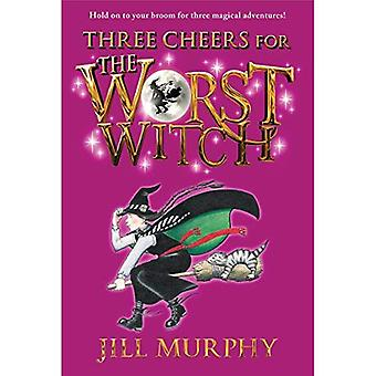 Three Cheers for the Worst� Witch (Worst Witch)