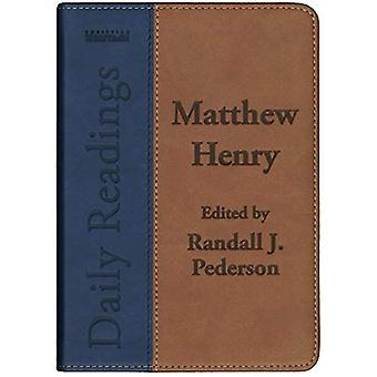 MATTHEW HENRY DAILY READINGS