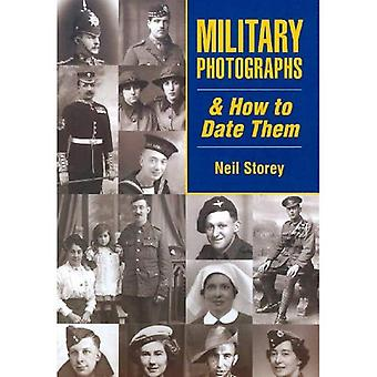 Military Photographs and How to Date Them (Family History) [Illustrated]