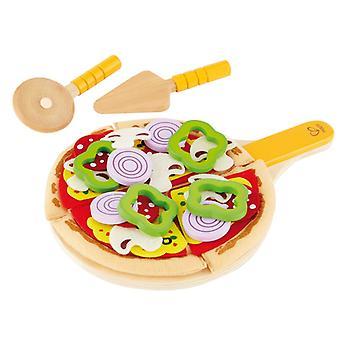 Jeu d'imitation enfant jeux jouets Set pizzaiolo 0102091