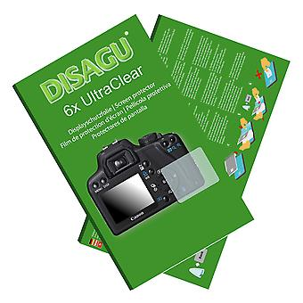 Canon EOS Kiss F digital affiche de film de protection - Disagu Ultraklar protecteur