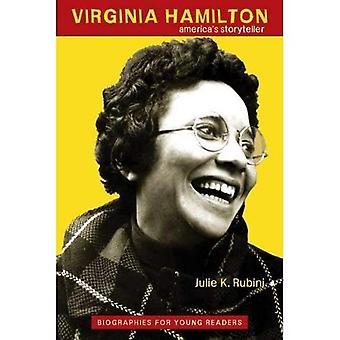 Virginia Hamilton: Narrador de Estados Unidos (biografías para lectores jóvenes)