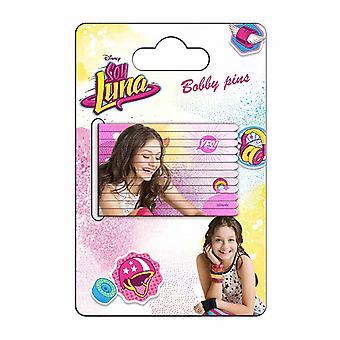 Disney Soy Luna hairclip/Hairpin 12pcs