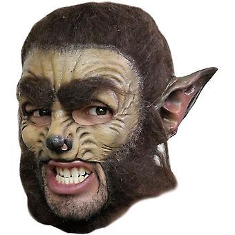 Wolf Dlx Chinless voksen maske For Halloween