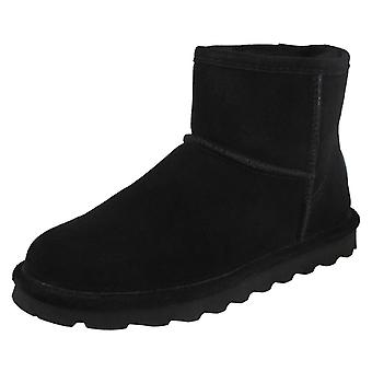 Ladies Bearpaw Wool Lined Ankle Boot Alyssa