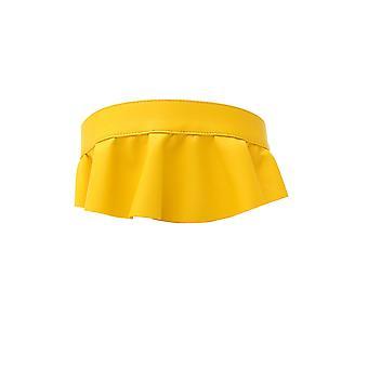 Correa de cuero amarillo de Max Mara