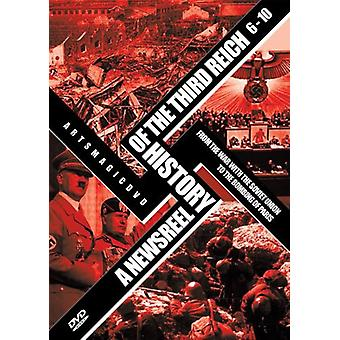 Newsreel History of the Third Reich Vo [DVD] USA import