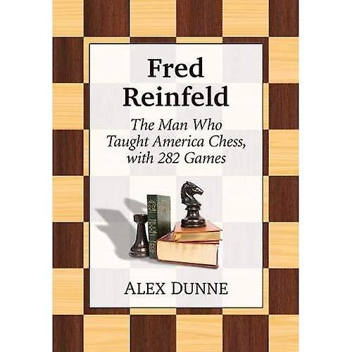 Frouge Reinfeld  A Chess Biography