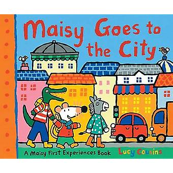 Maisy Goes to the City by Lucy Cousins - Lucy Cousins - 9780763668341