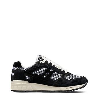 Saucony Women Black Sneakers -- SHAD018096