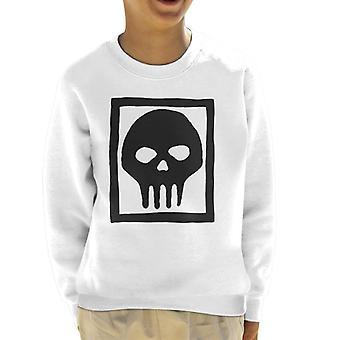 The Phantom Skull Ring Logo Kid's Sweatshirt
