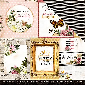 Treasured Moments Double-Sided Cardstock 12