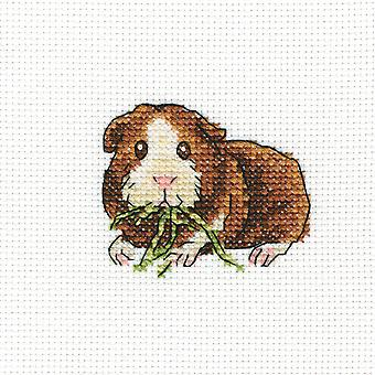 Larky Lucky Counted Cross Stitch Kit-4