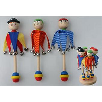 Cladellas  Rattle Mad.Metal 28cm. (Babies , Toys , Rattles)
