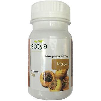 Sotya Maca 500Mg. 100 Tablets