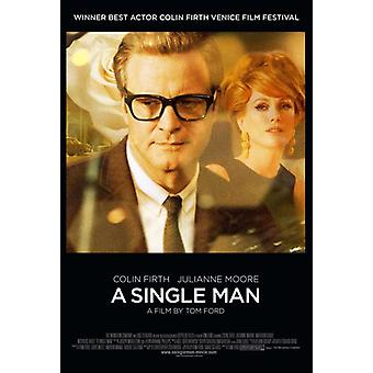 A Single Man Movie Poster (11 x 17)