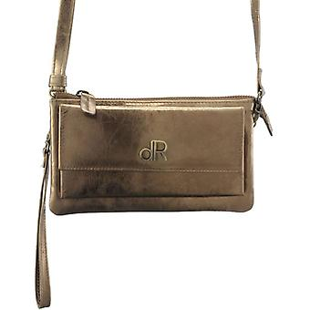 Dr Amsterdam shoulder bag/Clutch Basil Copper
