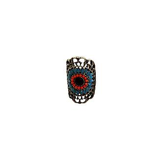 Boho chic statement ring