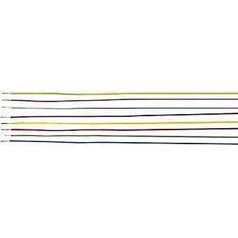 Strand H07V-K 1 x 1.50 mm² Red Helukabel 29133 Sold per metre