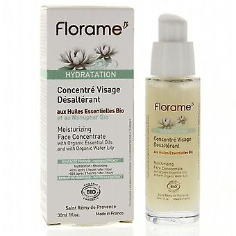 Florame Facial Hydrating Serum Bio Nenufar
