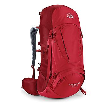 Lowe Alpine Cholatse 65:75 Backpack (Oxide/Auburn)