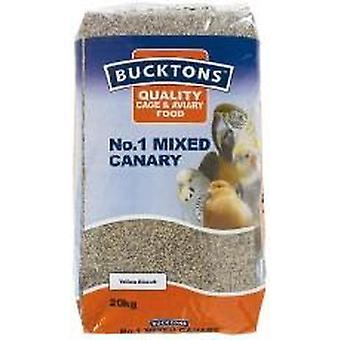 Bucktons Kanarische Samen Nr. 1 20kg