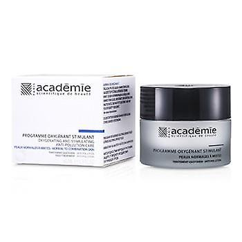 Academie Hypo-Sensible Oxygenating & Stimulating Anti-Pollution Care - 50ml/1.7oz