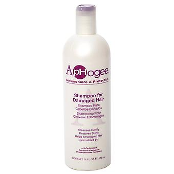 Aphogee Shampoo for Damaged Hair 473ml