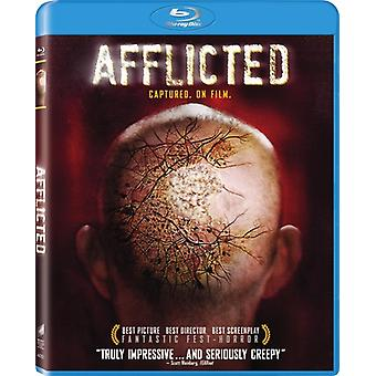 Afflicted [BLU-RAY] USA import