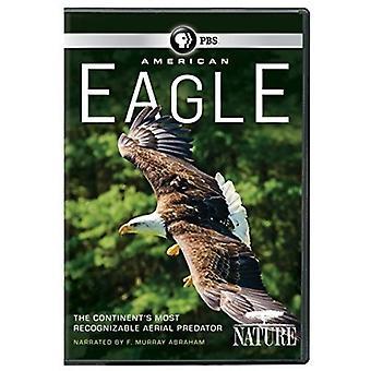Naturaleza: importación de Estados Unidos American Eagle [DVD]