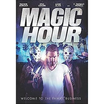 Magic Hour [DVD] USA importerer
