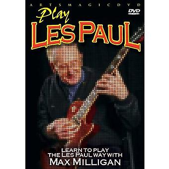 Play Les Paul [DVD] USA import