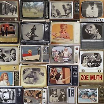 Zoe Muth - verden af fremmede [CD] USA import