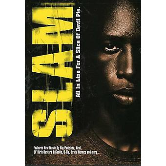 Slam [DVD] USA import